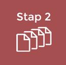 Stap 2 logo laten ontwerpen
