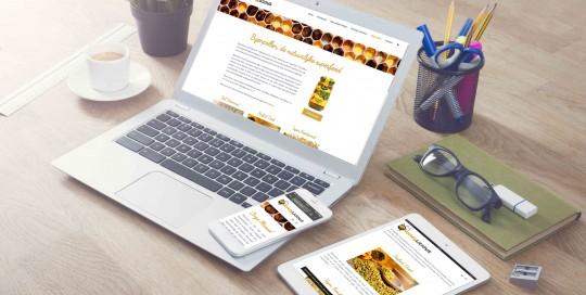 Honing Website